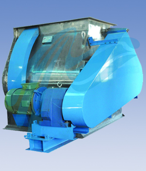 Double Shaft Mixers