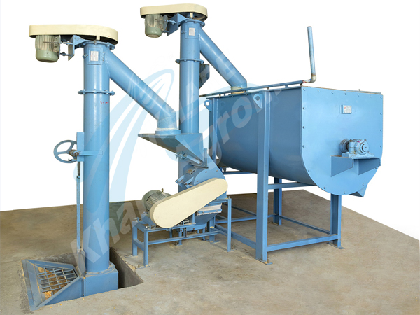 Animal And Poultry Feed Plants : Grindmix H Series